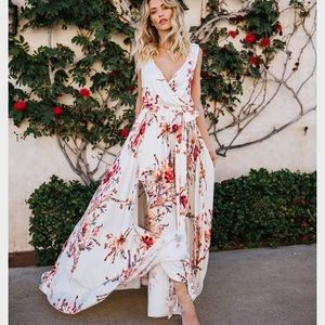 Sweet Georgia Sleeveless Maxi from Vici Collection